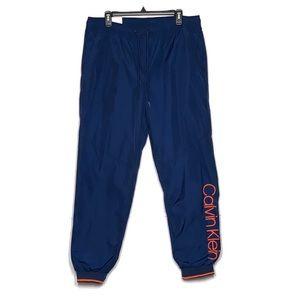 Calvin Klein Men's Athleisure Logo Track Pants